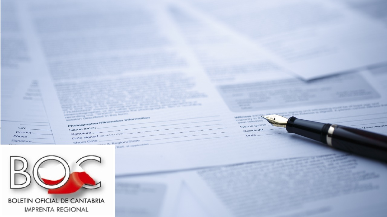 BOC - Boletín Oficial de Cantabria