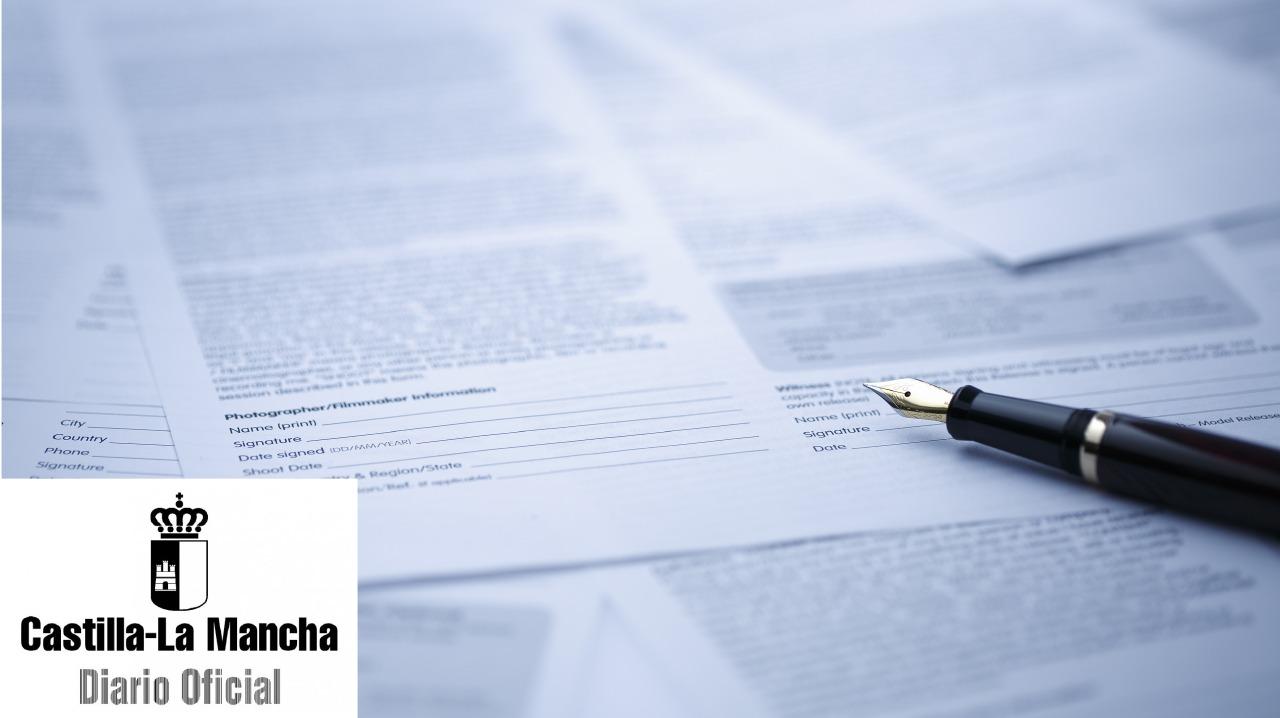 Castilla-La Mancha Diario Oficial