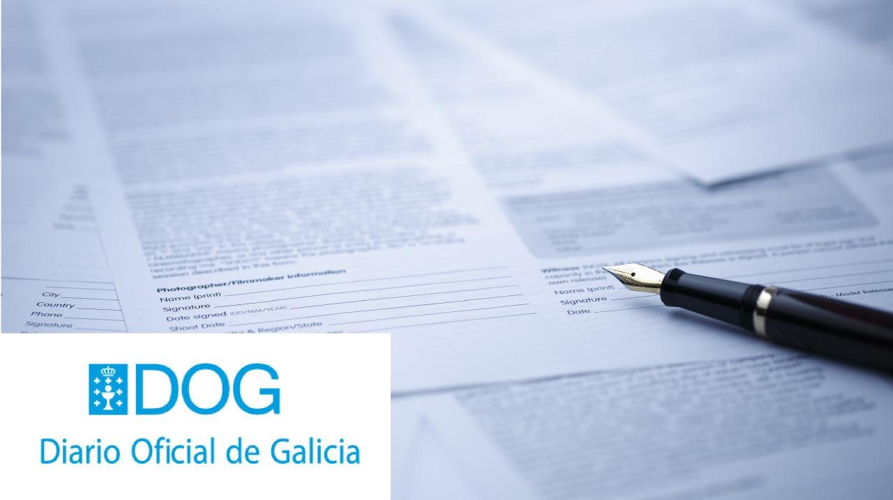 DOG - Diario Oficial de Galicia